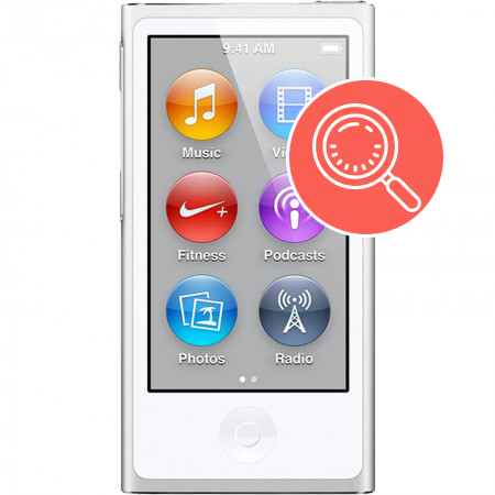 iPod Nano 7th Gen Other Diagnostic & Repair
