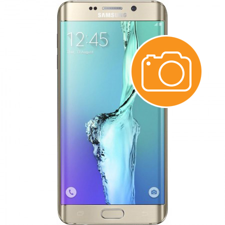 Samsung Galaxy S6 Edge Camera Replacement